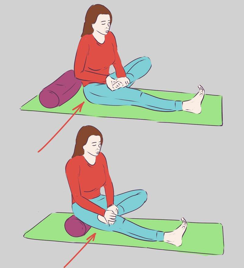 гимнастика для здоровья ног