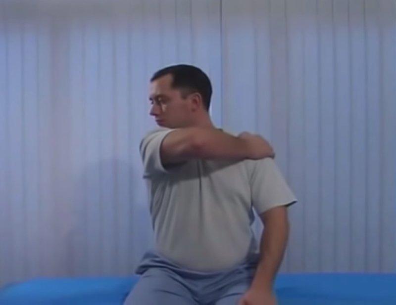гимнастика для шеи доктора Шишонина с музыкой