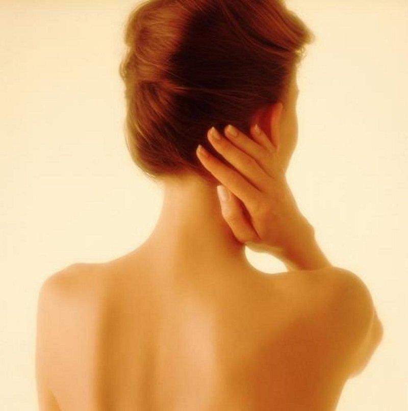 мыть шею