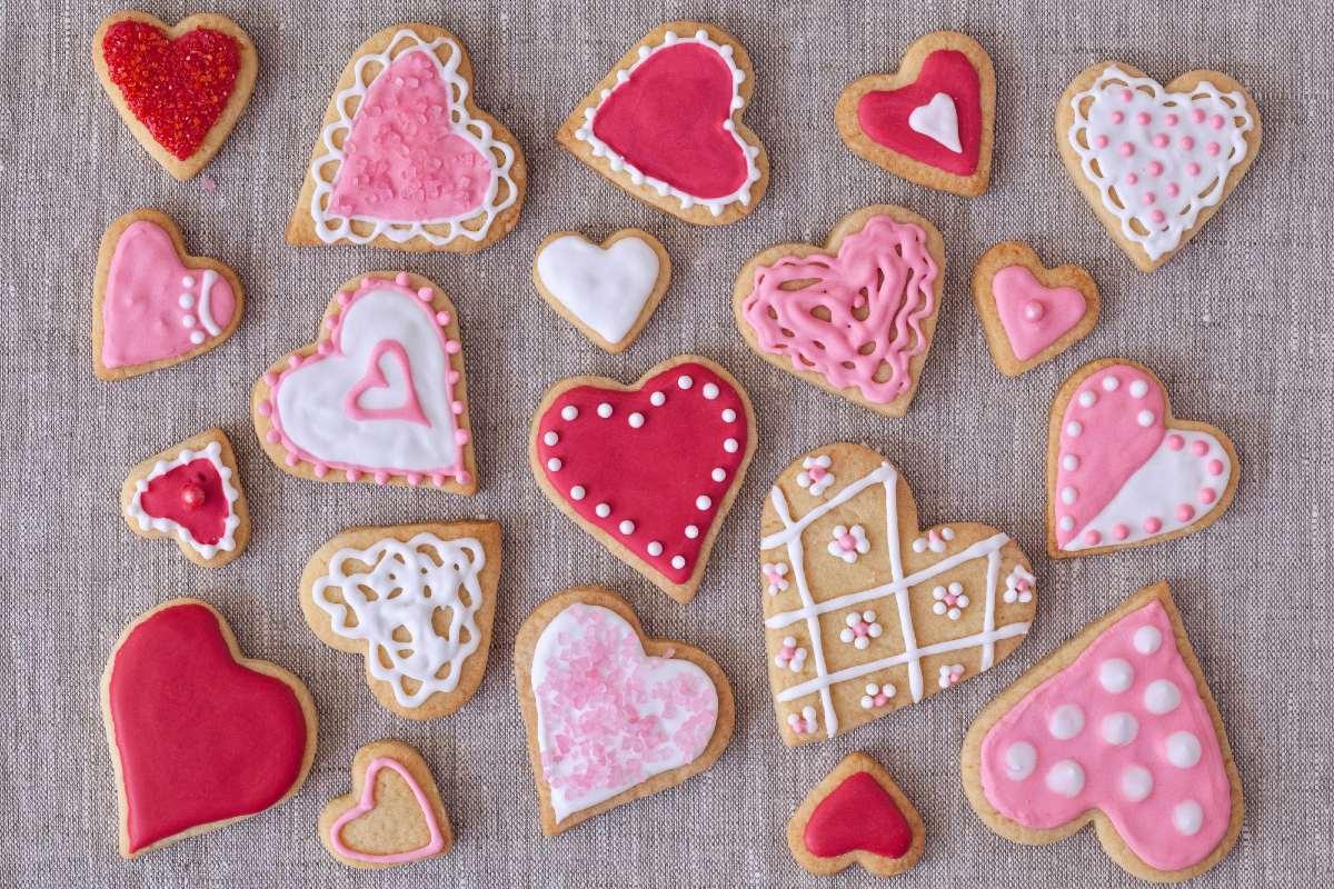 Глазурь для печенья, которое любит сама английская королева