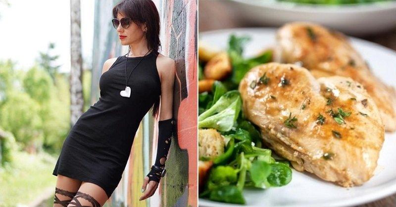 «Когда слой сала на теле появляется от капустного листа, похудеть поможет только одно…» —  Лена Миро дает дельный совет