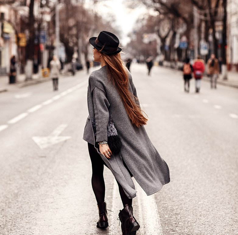 городской стиль