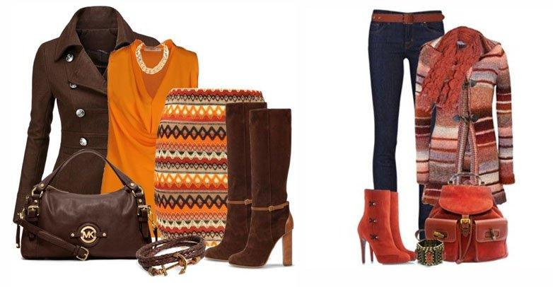городской стиль женской одежды