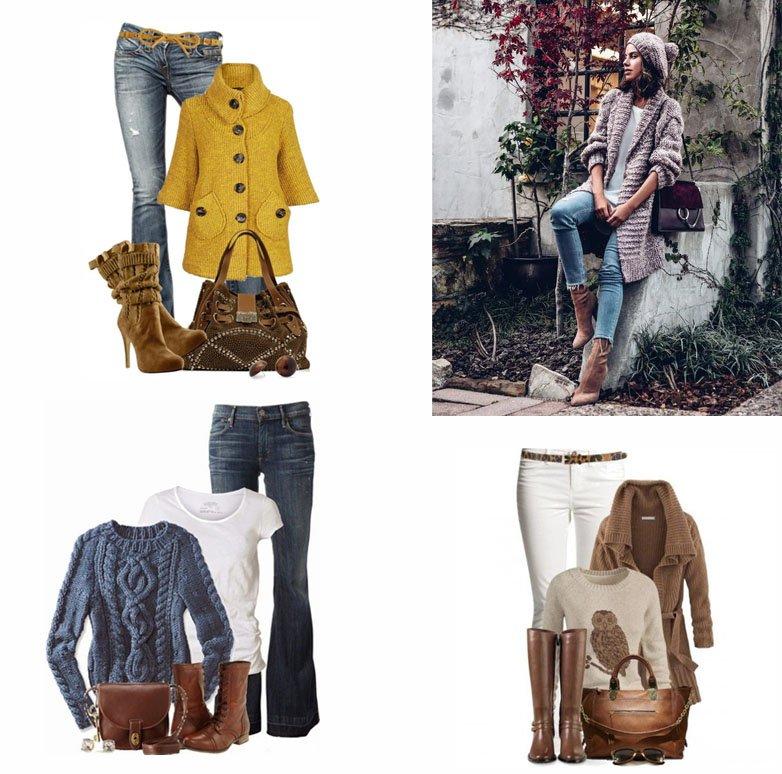 уличный стиль женской одежды