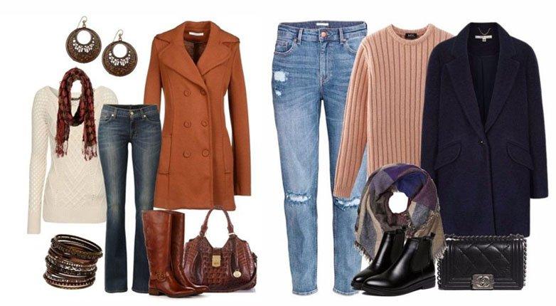 городской стиль в одежде для женщин