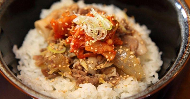 мясо по японски