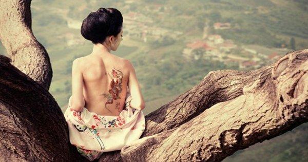 Красота по-японски. Потрать всего одну минуту в день, и ты будешь иметь грациозную осанку!