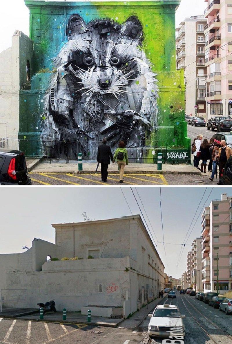 стрит арт вандализм или искусство