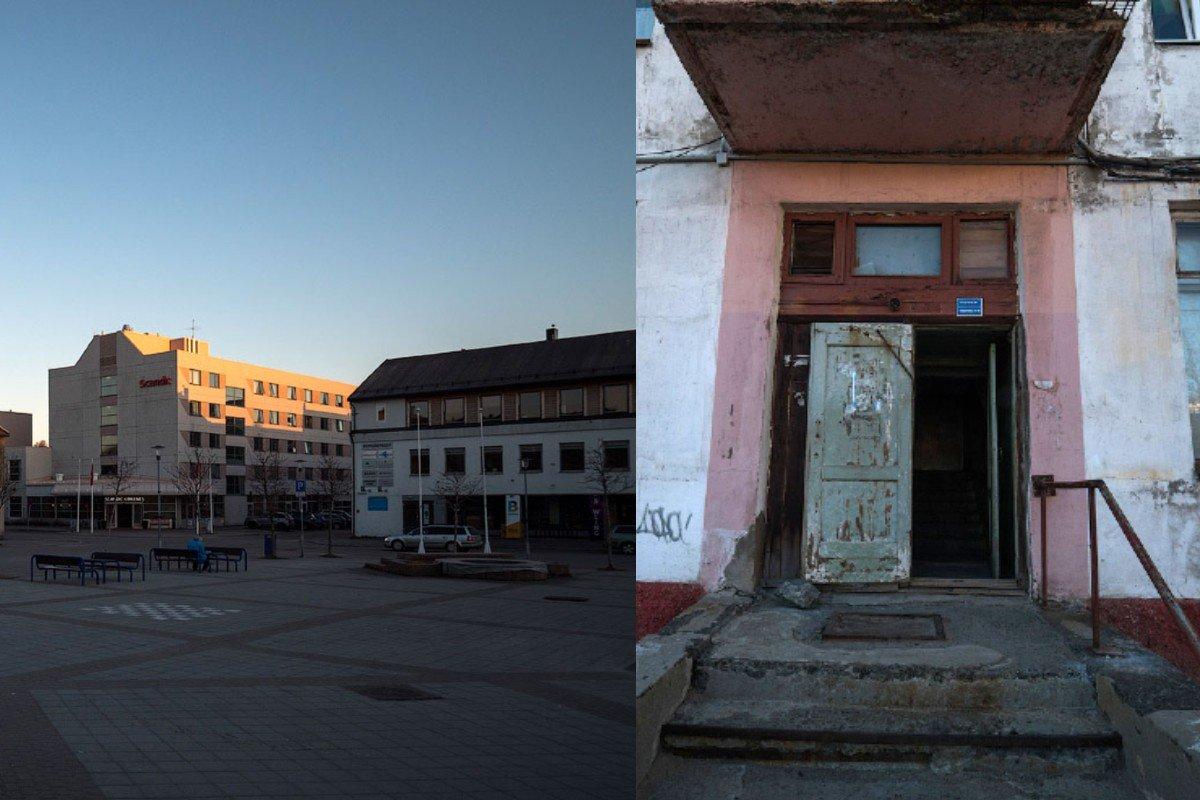 Чему радуются живущие на границе России и Норвегии молодые люди Вдохновение,Быт,Города,Жизнь,Люди