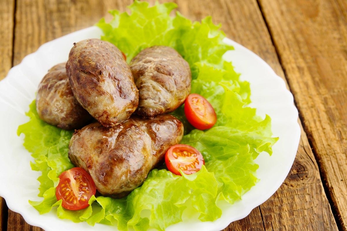 Чтобы не искушать супруга котлетами, ему нельзя, готовлю гречаники по-новому