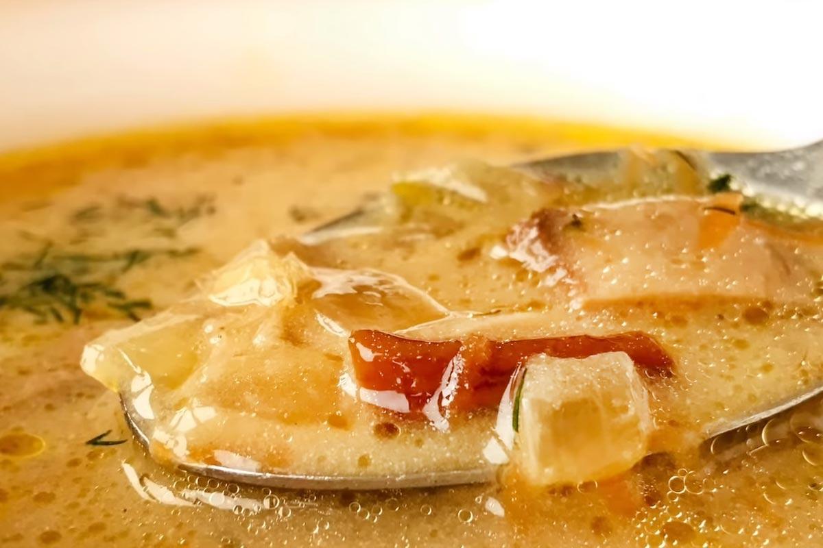 Благодаря какой добавке грибной суп будет в сто раз ароматнее