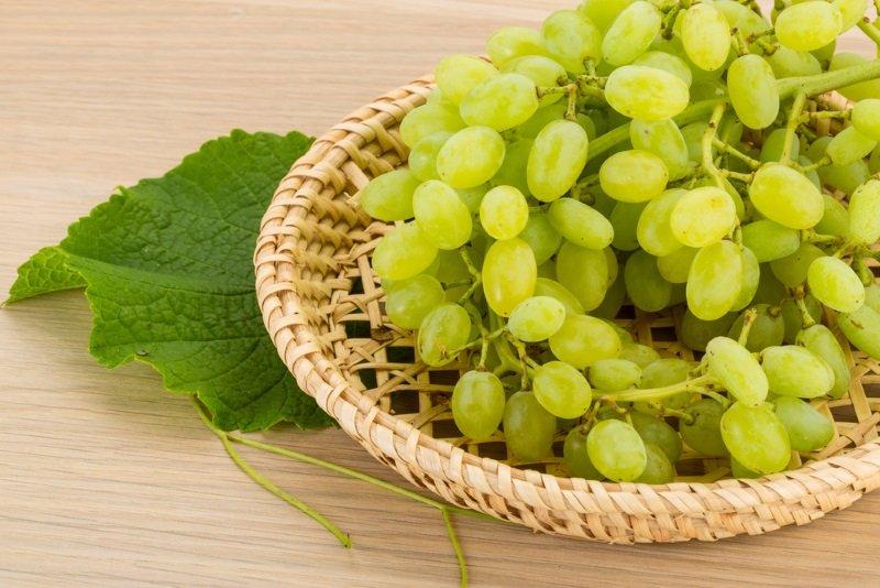 мариновать виноград