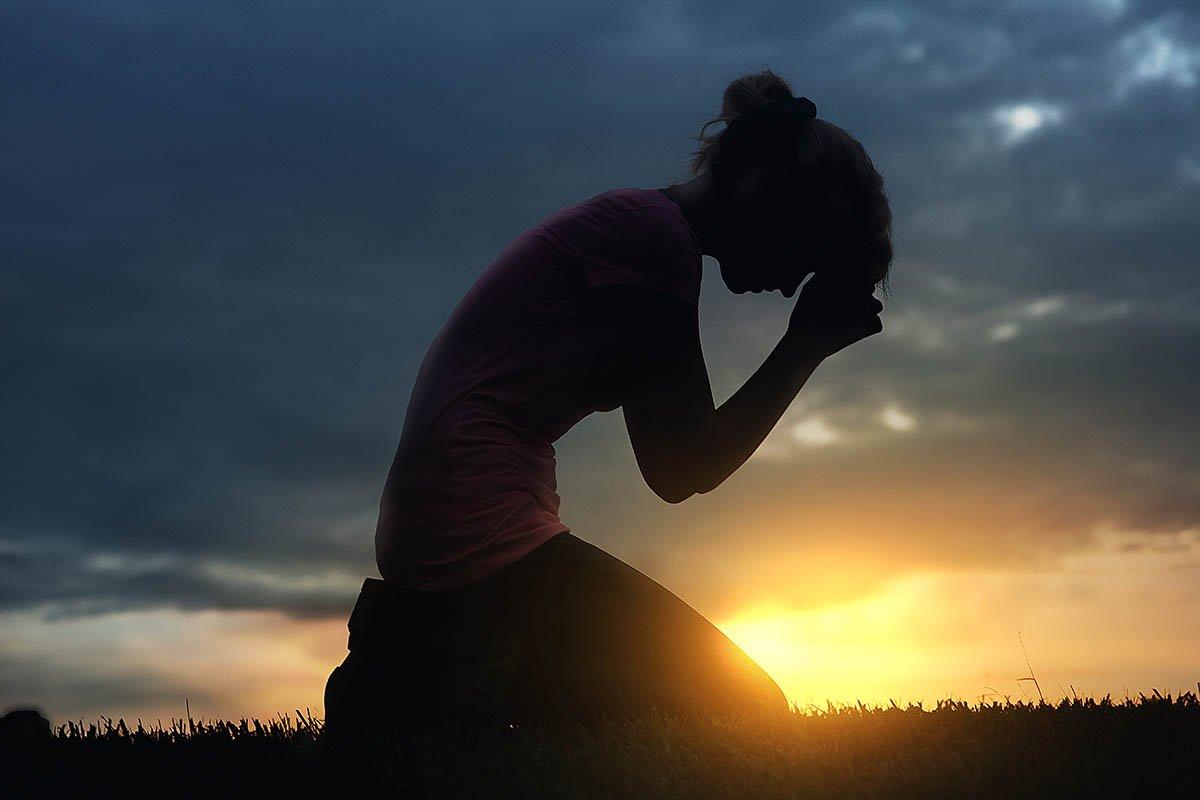 процесс молитвы