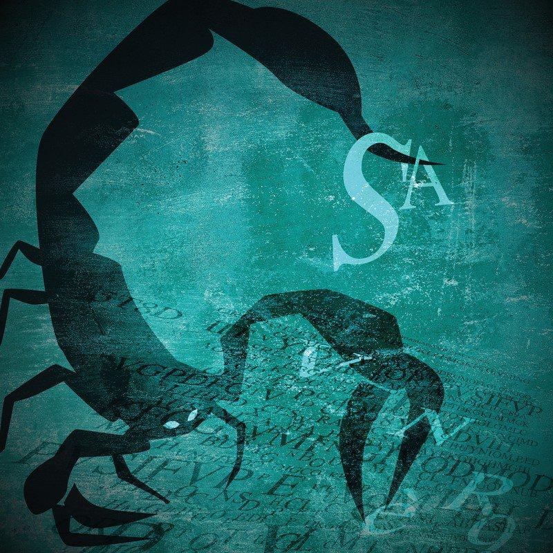 скорпион знак воды