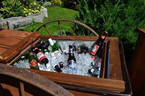 емкость для охлаждения напитков