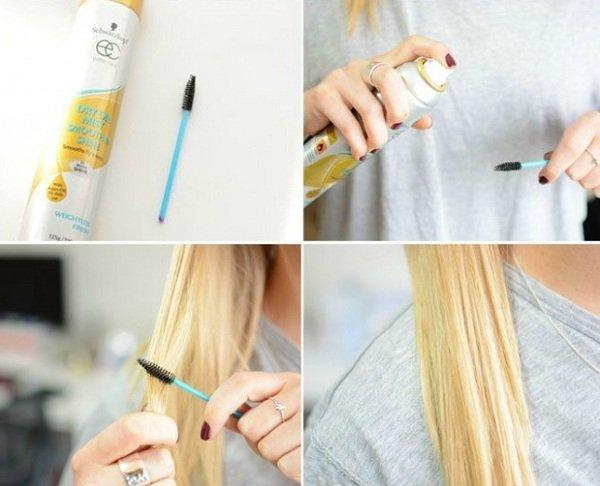 sprej na vlasy