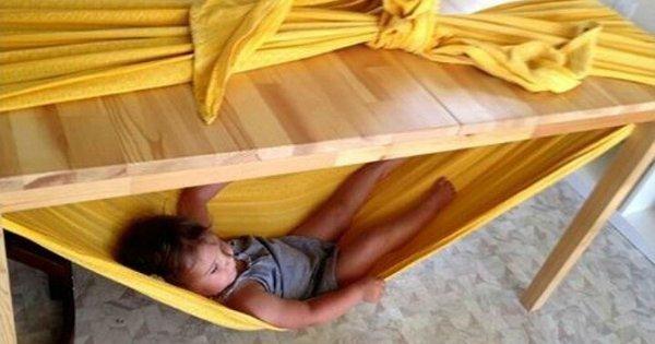 20 потрясающих трюков для родителей. Облегчи жизнь себе и своему маленькому чуду!