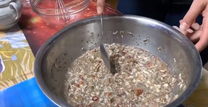 полезный хлеб без дрожжей