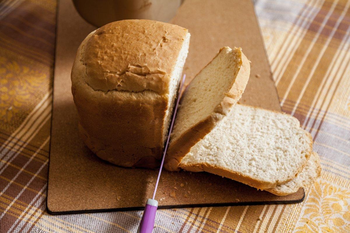 хлеб как в ссср в хлебопечке