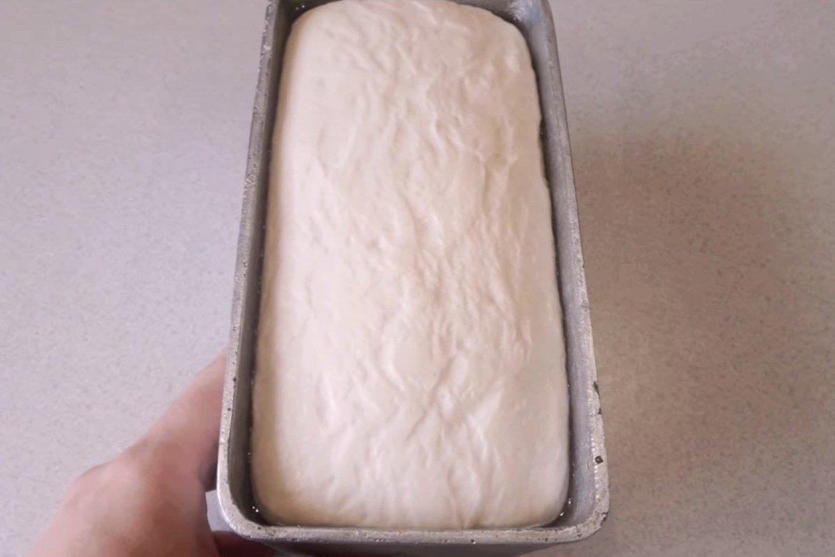 советский хлеб кирпичик рецепт