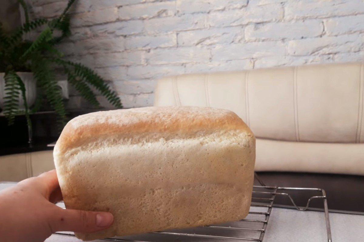 советский хлеб кирпичик