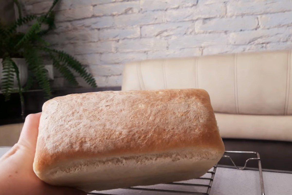 советский ржаной хлеб