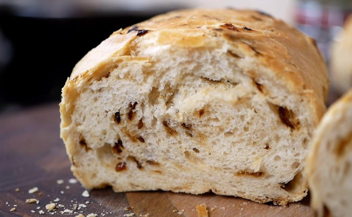Цыганский хлеб, который отвадит семью от покупного на долгие месяцы