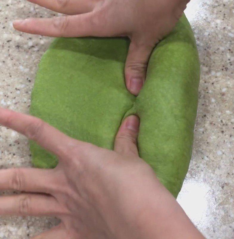 рецепт хлеба со шпинатом