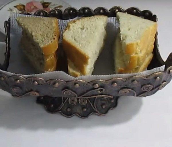 хлебница своими руками