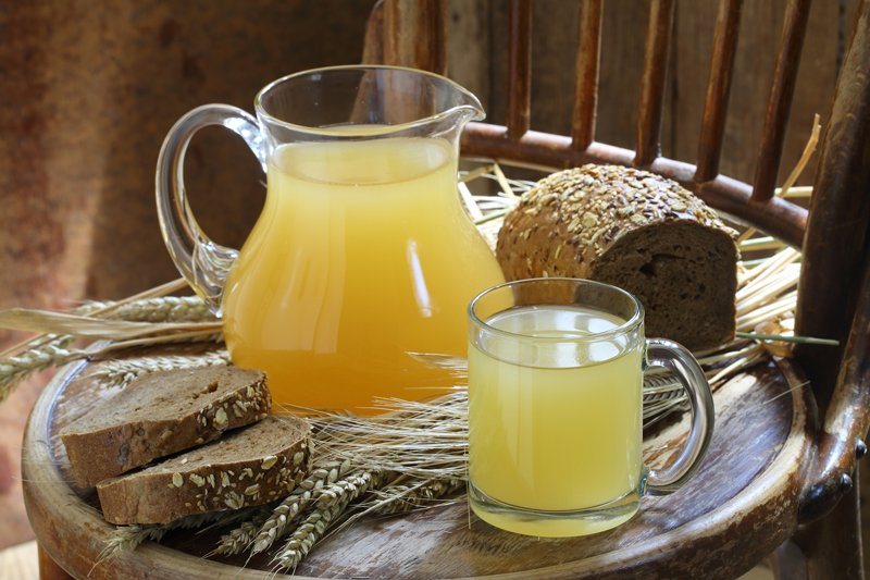 хлебный квас в домашних условиях