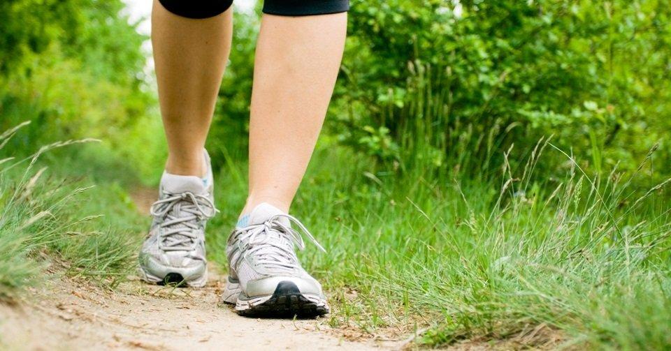 Прогулка длиною в 20 минут продлит жизнь на 7 лет. Замедли процесс старения!