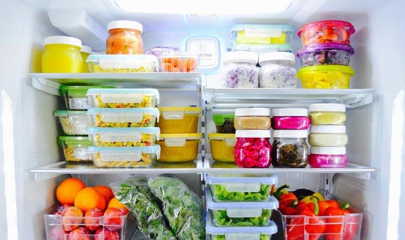 таблица хранения продуктов в холодильнике и морозильнике