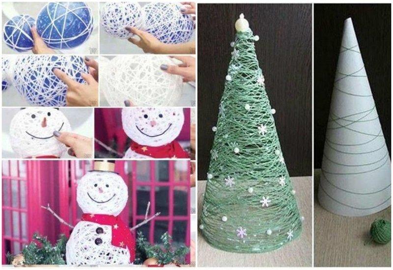 Чудесные идеи, благодаря которым ты придашь своему жилищу новогоднее настроение без особых усилий!