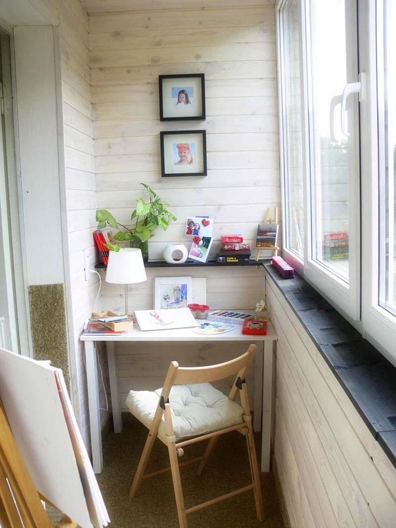 nápady pre balkóny