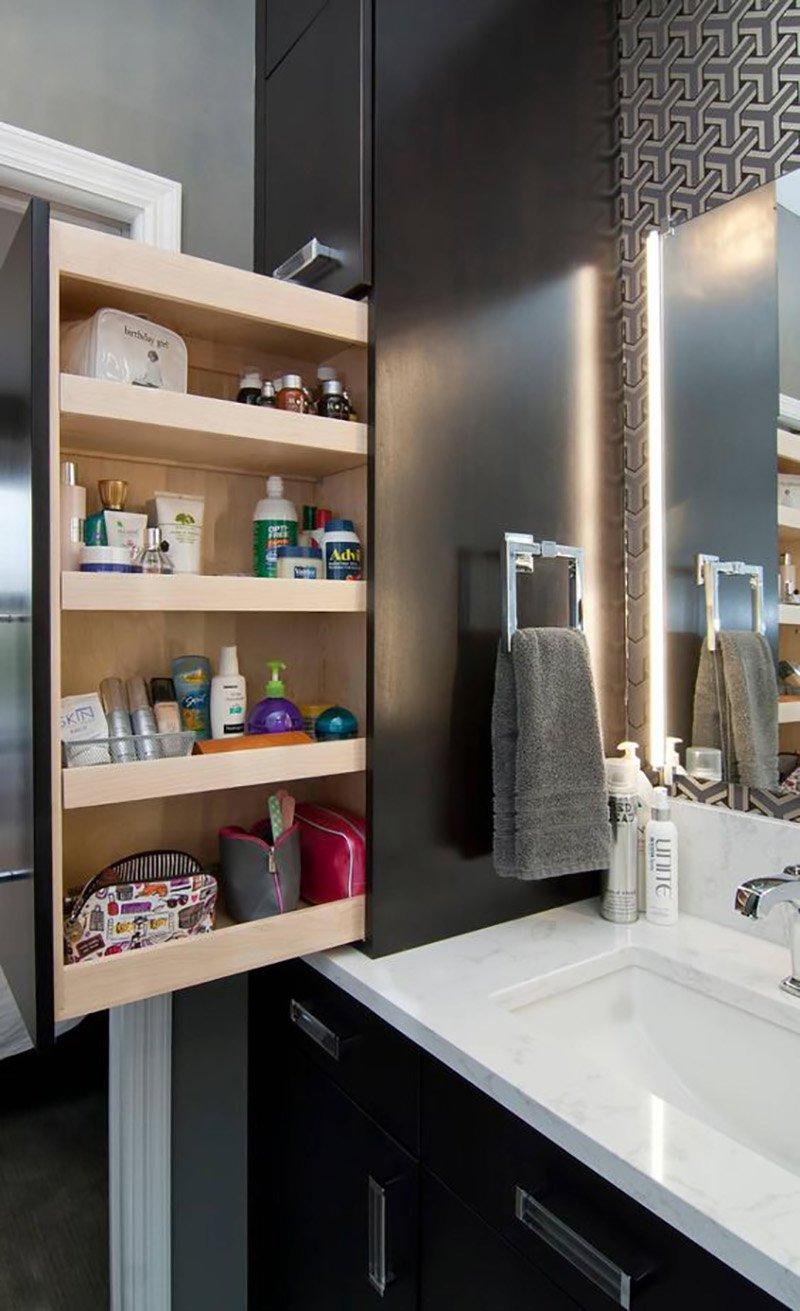 идеи дизайна небольшой ванной комнаты