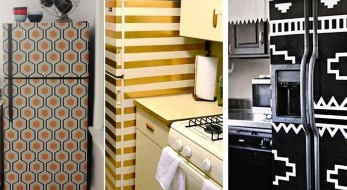 идеи для кухни 6 кв. м