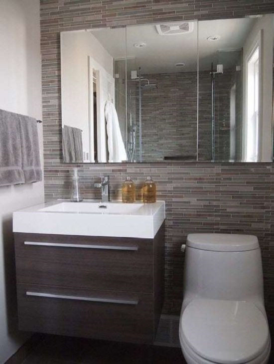 for Small 4 piece bathroom designs