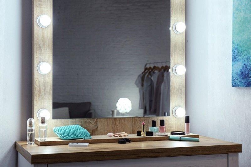зеркало для косметики