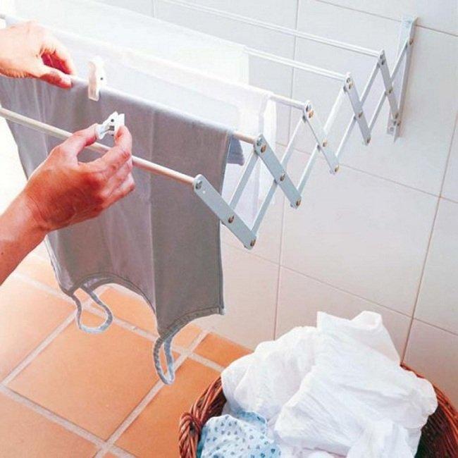 как сэкономить место в маленькой ванной