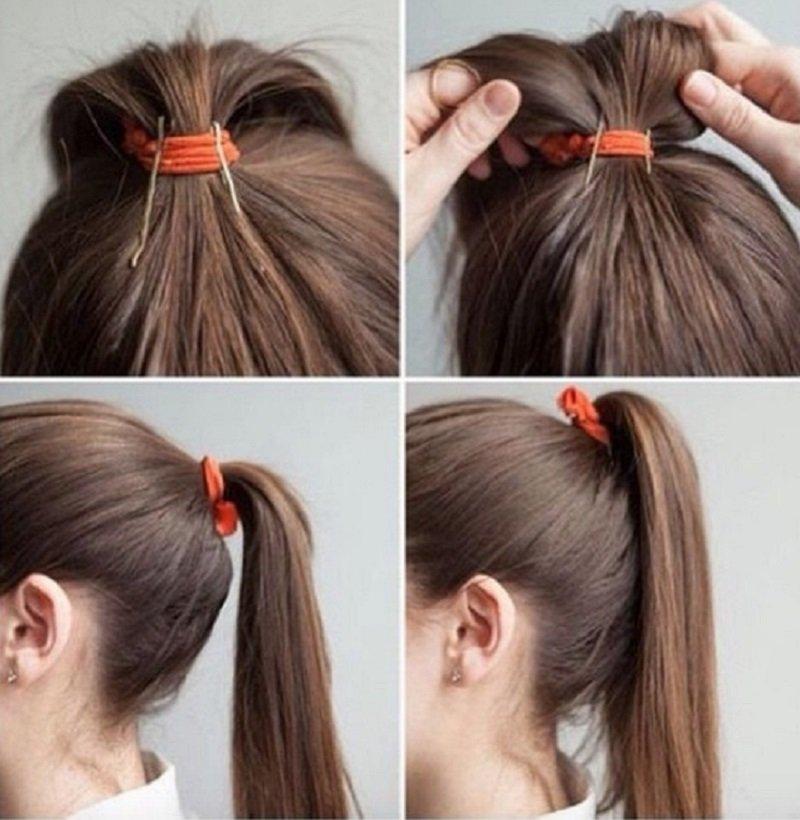 Как сделать волосы короче на