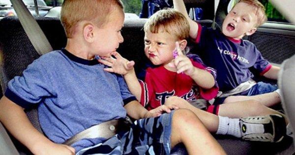 Что делать, чтобы ребенок не скучал в дороге: 7 веселых игр на развитие мышления.