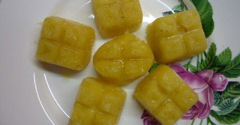 конфеты из имбиря и меда