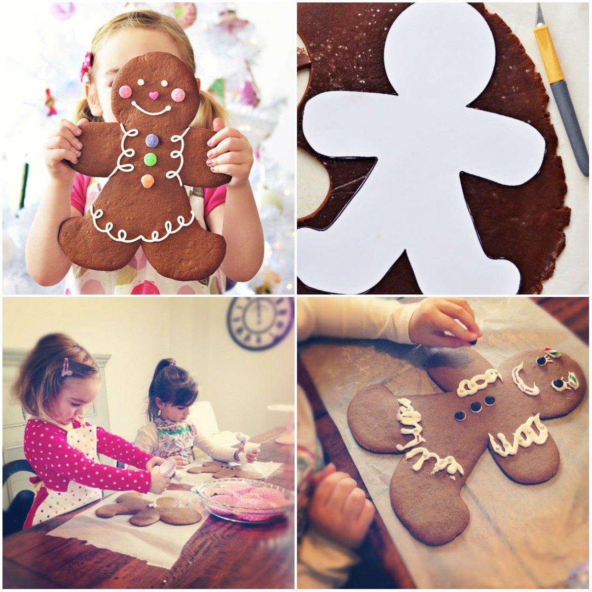 печенье к Новому году