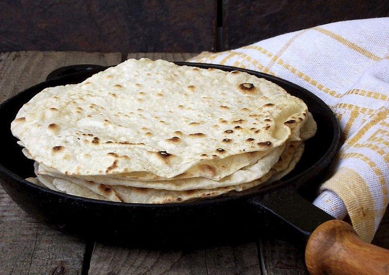 индийские лепешки рецепт
