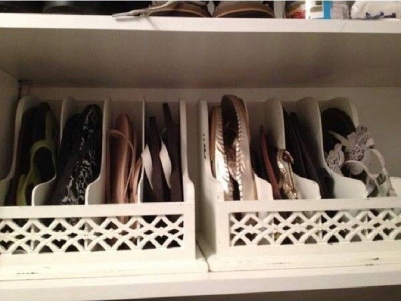 как красиво навести порядок в доме