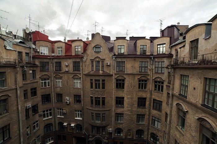 интересные квартиры в москве