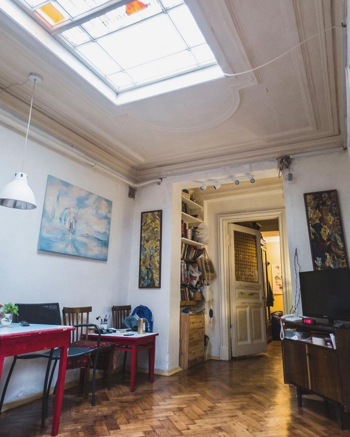 необычные квартиры дома