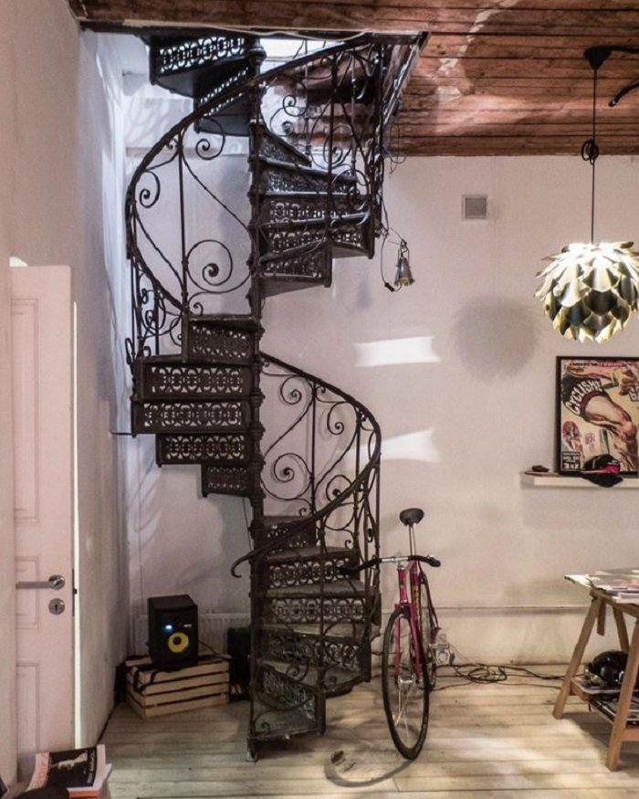 интересные варианты дизайна квартиры