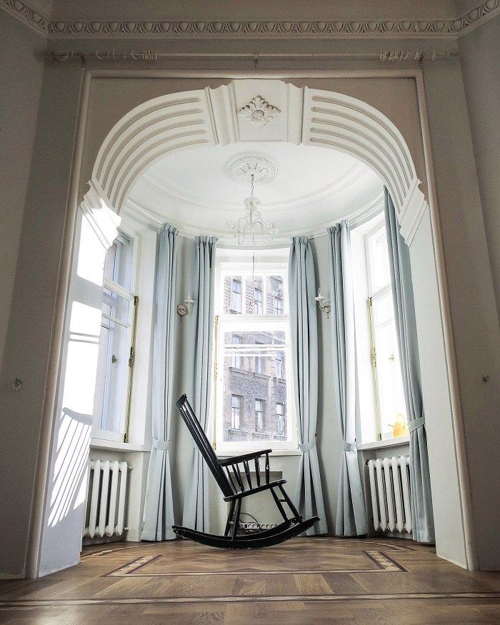 интересные дизайны квартиры