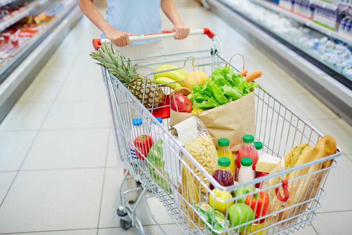 Обожаю европейские супермаркеты не только за дармовые фрукты для детей